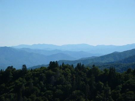 Smoky Mountains, Tennessee, Landscape, Wilderness