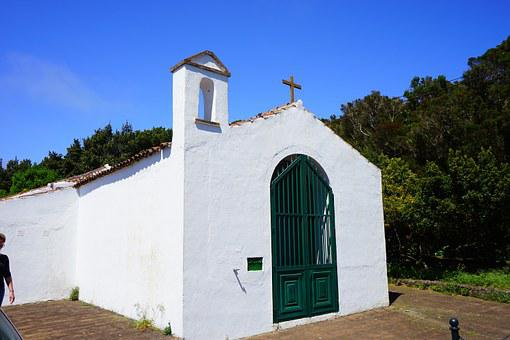 Church, Building, Chapel, Tenerife