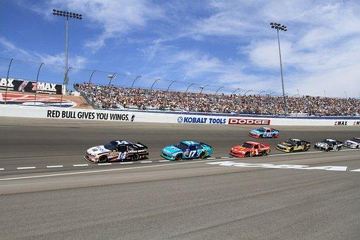 Nascar, Tony, Stewart, Las, Vegas, Motor, Speedway