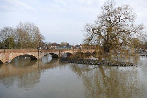 Stratford-upon-avon, Avon, Warwickshire, Uk, England