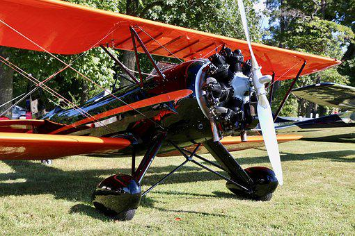 Warbird, Airplane, Aviation, Plane, Propeller, Vintage