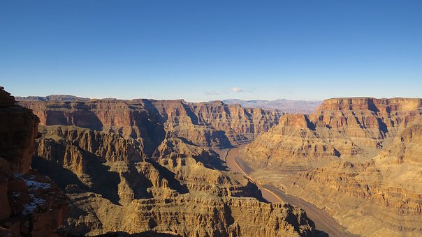 Grand Canyon West, Usa, Grand Canyon, Canyon, Arizona