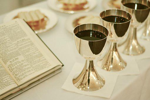 Worship, Last Supper, Celebration Of Holy Communion