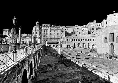 Rome, Lazio, Italy, City, The Eternal City, Capital