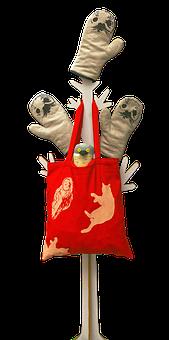 Cooking Glove, Cloth Bag, Stand, Kitchen Glove