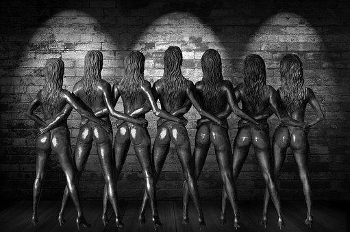 Women, Sexy, Female, Beautiful, Wallpaper, Background