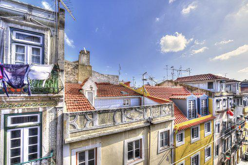 Lisbon, Bairro Alto, Historic Center, Lisboa, City