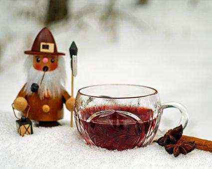 Mulled Wine, Wine, Drink, Alcoholic, Red Wine
