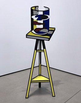 Art, Andy, Warhol, Broad, Museum, Pop, Pop-art, Retro