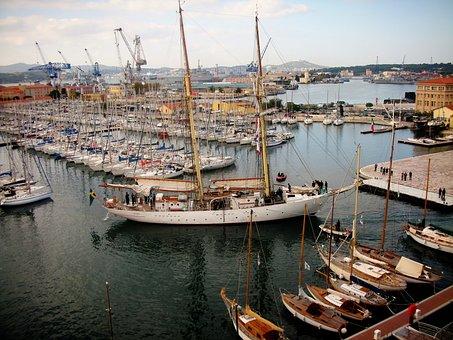 Marine, Suede, Toulon