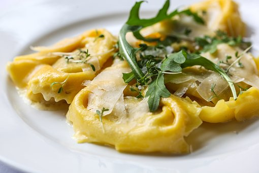 Tortelloni, Pasta, Food, Lunch, The Diversity Of