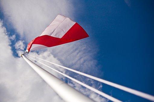 Polish Flag, Independence, The Mast, Nationality