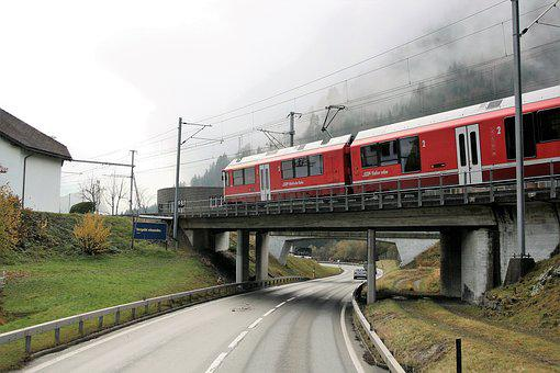 Train, Speed, Pull Station, The Viaduct