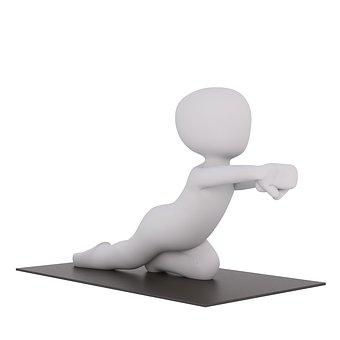 Yoga, Yoga Exercise, Stretch, Sport, Relax, Yoga Mat