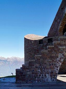 Capella Santa Maria Degli Angeli, Chapel, Architecture