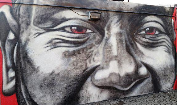 Art, Mural, Painting, Design, Culture, Pattern