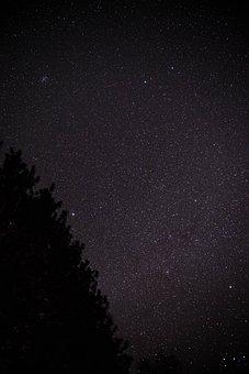 Stars, Astronomy, Astrophotography, Night, Sky, Cosmos