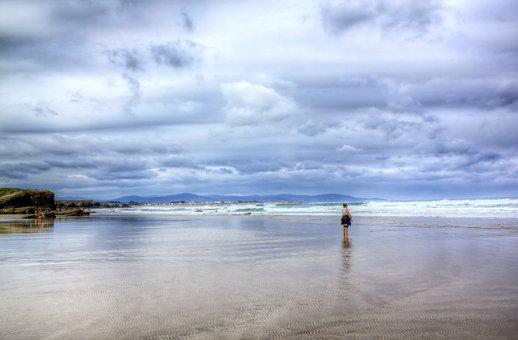 Beach Of The Cathedrals, Rinlo, Cathedrals, Ribadeo