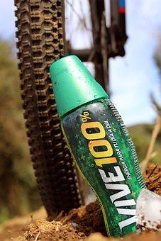 Vive100, Bike, Bi, Bicycle, Cyclist, Sky, Forest