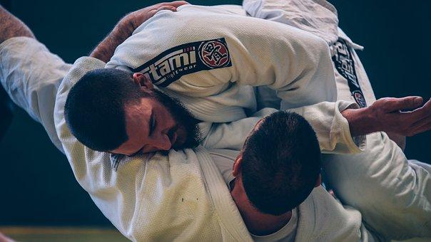 Brazilian Jiu-jitsu, Bjj, Combat, Sport, Judo