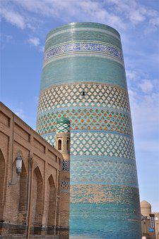Uzbekistan, Khiva, Central Asia, Melly Tadena Minor