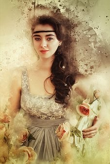 Woman, Female, Young, Beauty, Model, Portrait