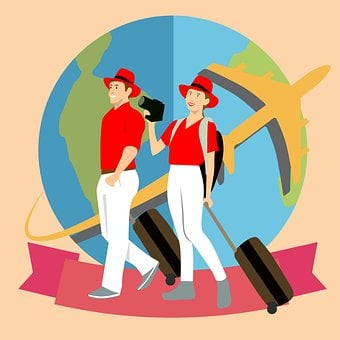 Traveling Agency, Around The World, Honey Moon, Great