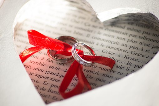 Aliances, Love, Union, In Love, Bride And Groom