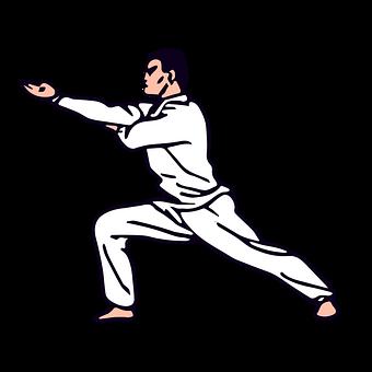 Karate, Judo, Man, Martial, Belt, Sport, Practice