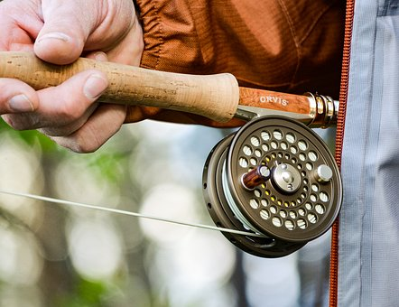 Orvis, Coil, Fly Reel, Fly Fishing, The Fisherman