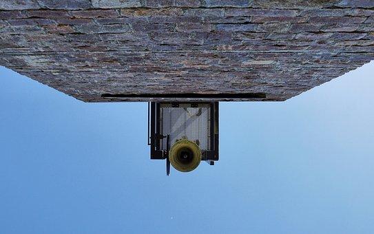 Platform, Bell, Masonry, Perspective