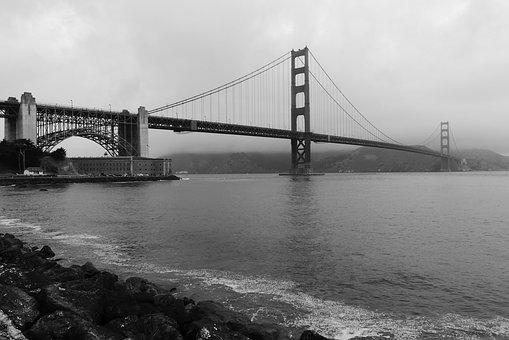 California, Usa, America, Sfo, San Francisco