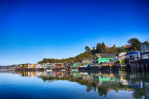 Landscape, South, Chile