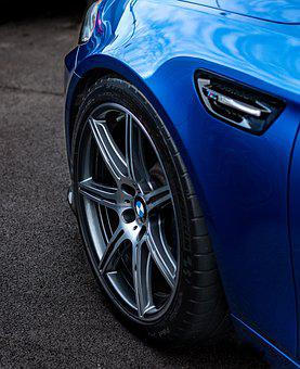 Bmw M5, F10, Wheel, Competition Pack, Car, Vehicle