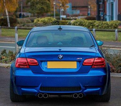 Bmw M3, Car, Vehicle, Auto, Automobile, Transportation