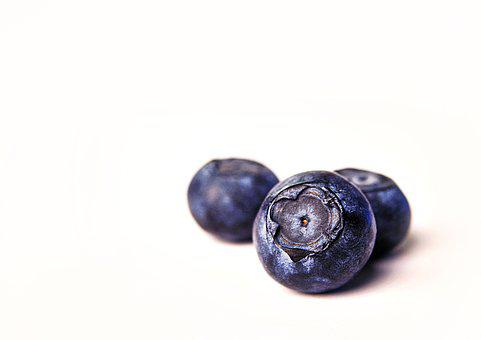 Fruit, Berry, Fruits, Blueberry, Soft Fruit, Macro