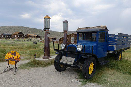 Bodie, California, Ghost Town, Usa, U S, America, City