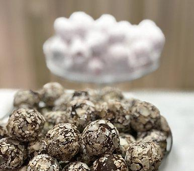 Truffles, Chocolate, Chocolatier, Dessert, Homemade