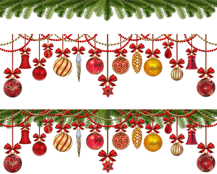 Christmas, Balls, Tap, Isolated, Christmas Decorations