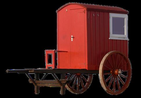 Dare, Beach Dare, Red, Wooden Wheels, Spokes, Hub