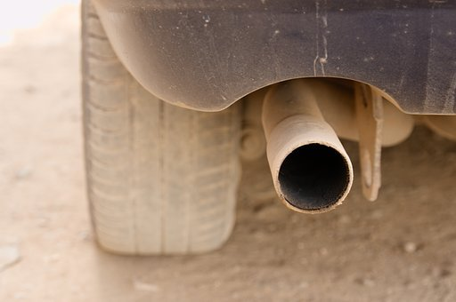 Car, Exhaust Pipe, Ecology, Exhaust System, Trumpet
