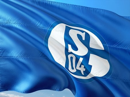 Flag, Logo, Football, Bundesliga, Fc Schalke 04
