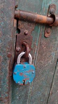 Lock, Lone, Sad, Cage, Locked, Sadness, Young, Fence