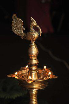 Diya, Deepavali, Decoration, Hinduism, Oil, Festive