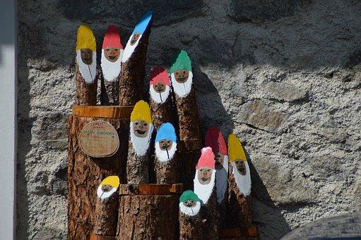 Nicholas, Holzfigur, Wooden Figures, Deco