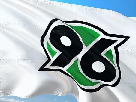 Flag, Logo, Football, Bundesliga, Hannover 96