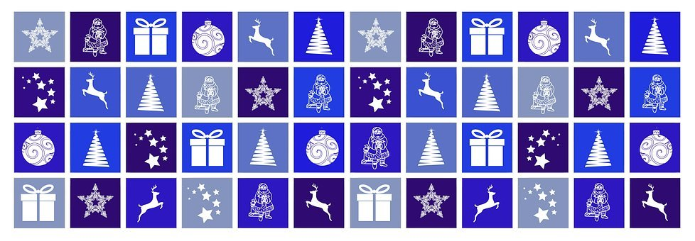 Christmas, Map, Innovative, Modern, Symbols
