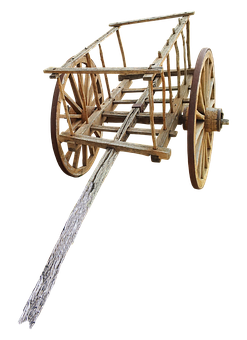 Cart, Dare, Old, Middle Ages, Nostalgia, Wooden Cart