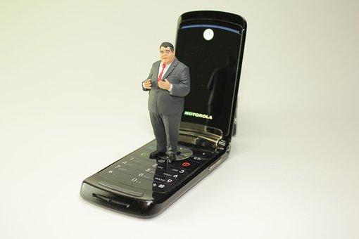 Gabriel, Spd, Politician, Opinion, Survey, Cellphone