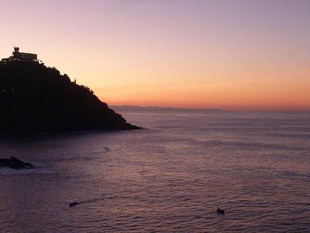 Sea, Island, Beach, Landscapes, Sky, Costa, Blue, Water